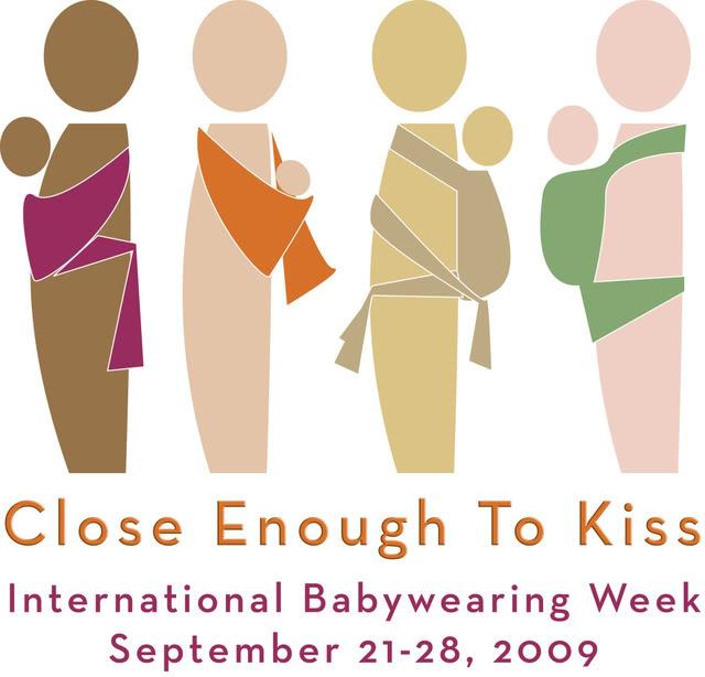 International Babywearing Week Sept 2009