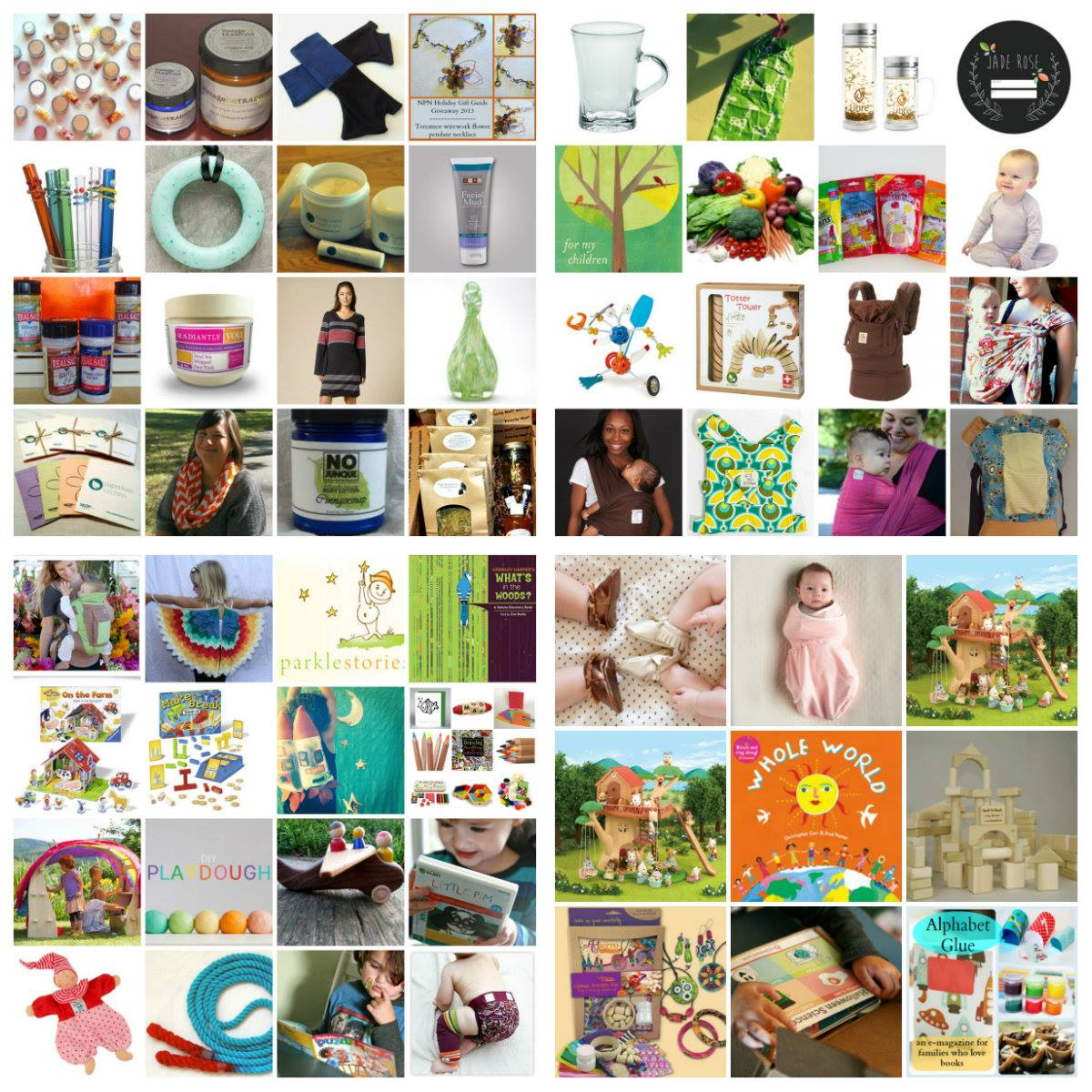 NPN Holiday Gift Guide & Giveaway {12.6; 26 winners; US; $2,500}