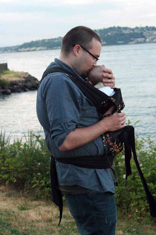 Hobo Mama ~~ How to sew a mei tai baby carrier