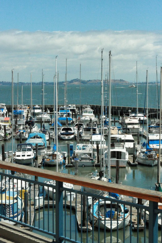 boats — california road trip travel san francisco