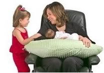 Luna Lullaby Bosom Baby Nursing Pillow