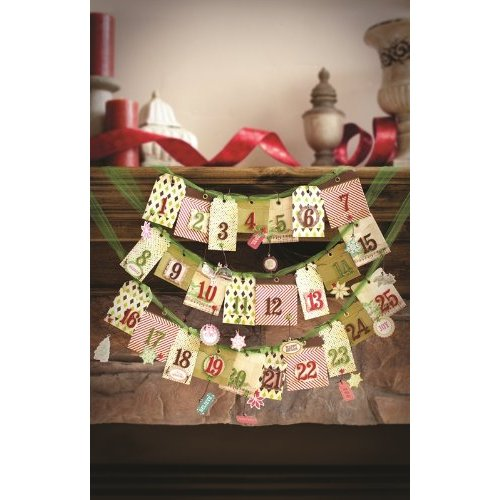 Making Memories Noel Advent Calendar Kit