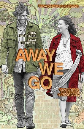 Rewatching Away We Go: Movie review == Hobo Mama
