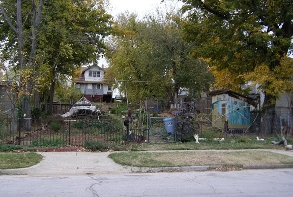 Tulsa Oklahoma community garden by momma jorje