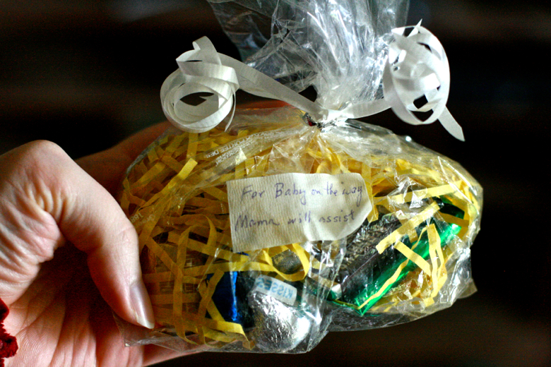Wordless Wednesday: Easter goodies == Hobo Mama