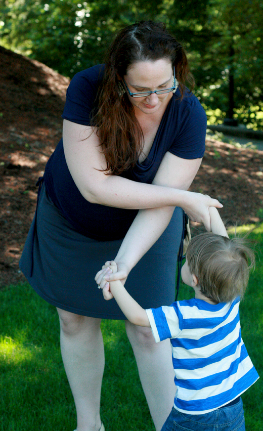 Hobo Mama Babywearing While Pregnant Part 1 Ssc Amp Ring