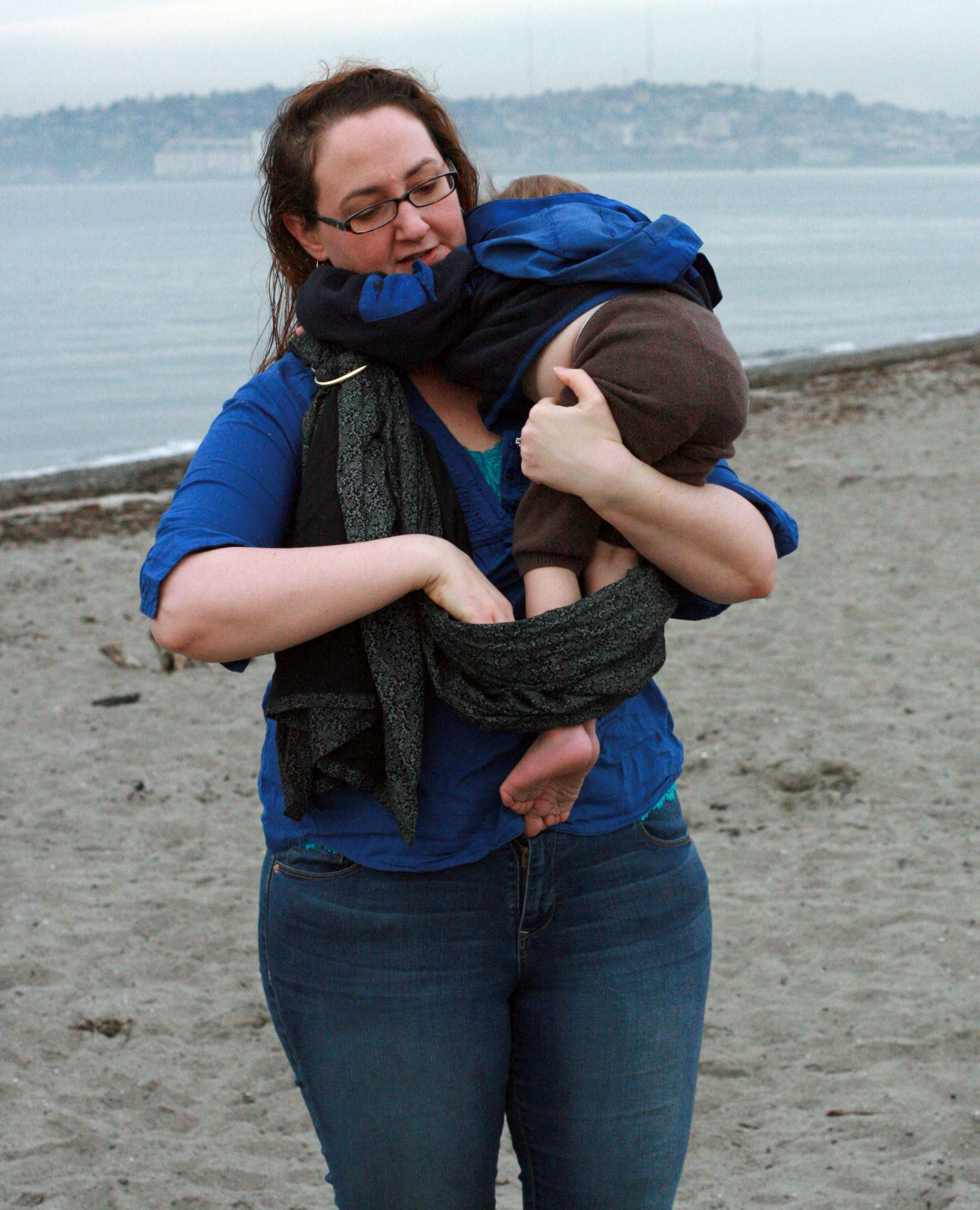 How to use a ring sling