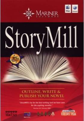 StoryMill box